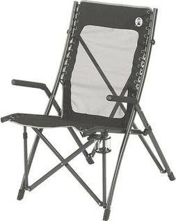 comfort smart suspension chair folding outdoor camping