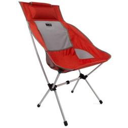 MOON LENCE Compact Camping Chair High Back Ultralight Portab
