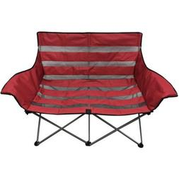 Ozark Trail Conversation Love Seat Chair with Carry bag