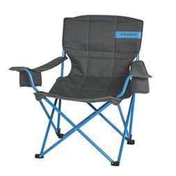Kelty Deluxe Lounge Chair - Smoke/Paradise Blue Outdoor Acce