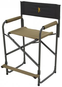 Camping Directors Chair Folding Camp Director Outdoor Tall S