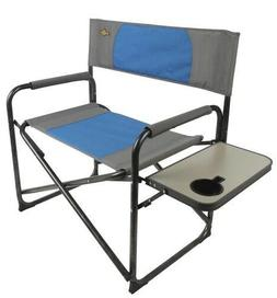 Timber Ridge Directors Chair Supports 600lbs XXL Oversize Fo
