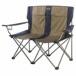Kamp-Rite Double Folding Chair with Arm Rests - CC352