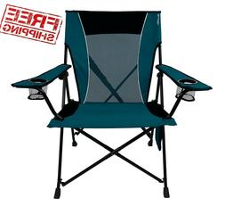 Kijaro Dual Lock Portable Camping and Sports Chair - Free Sh