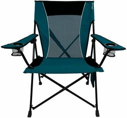 Kijaro Dual Lock Portable Camping and Sports Chair Assorted
