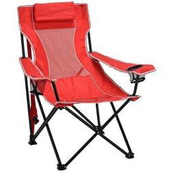 Ozark Trail Durable, Oversized Mesh Lounge Folding Outdoor,