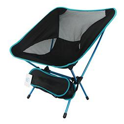 ASHVIEE Easy Chair, Ultralight Portable Folding Camping Chai