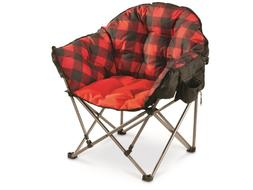 Guide Gear Foldable Oversized Club Camp Chair 500-Lb. Capaci