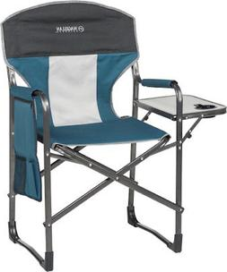 Folding Camping Chair 2-Pack Outdoor Director Heavy Duty Ove