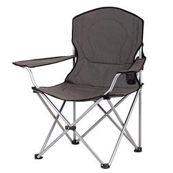 KingCamp Folding Camping Chair, Portable Mountaineering Padd
