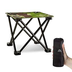 Folding Camping Stool, Mini Folding Stool Portable, Mini Por