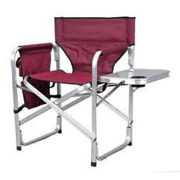 Folding Chair Directors Seat Camping Chair Hunting Outdoor I