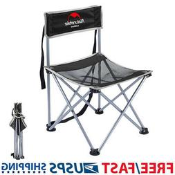 Folding Chair Picnic Camping Fishing Stool Portable Lightwei