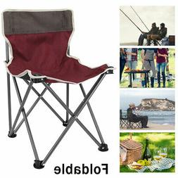 Folding Chair Portable Outdoor Camping Fishing Picnic Beach