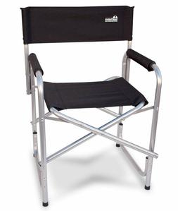 "Earth ""Extra Heavy Duty"" Folding Director's Chair w/ Extra H"