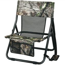 Folding Hunting Chair Portable Outdoor Camping Woodland Camo