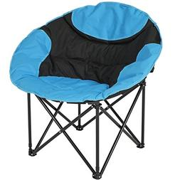 Best Choice Products Folding Lightweight Moon Camping Chair