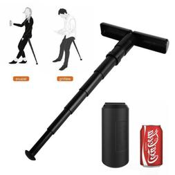 Folding Seat Portable Chair Adjustable Telescopic for Travel