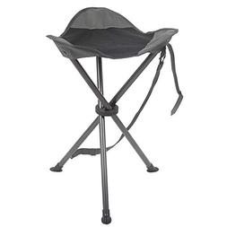 PORTAL Tall Slacker Chair Folding Tripod Stool for Outdoor C