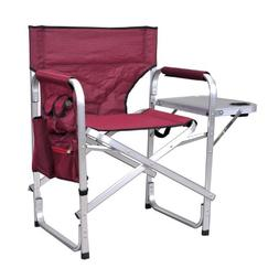 Stylish Camping Folding, Full - Back Director's Chair