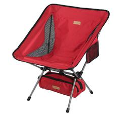 Free Shipping - Trekology YIZI GO Portable Camping Chair Red