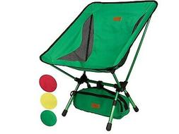 - Trekology YIZI GO Portable Camping Chair - Compact Ultral