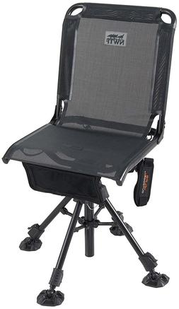 Ground Blind Chair Height Adjustable Hunting Seat Camping St