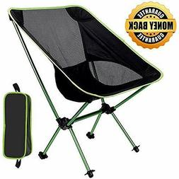 GRyiyi Folding Portable Camping Chair, Sports Outdoor Chair