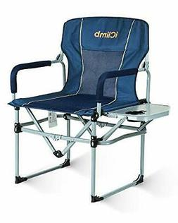 heavy duty compact camping folding mesh chair