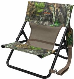 Hunting Blind Chair Foldable Folding Carry Strap Camo Deer T