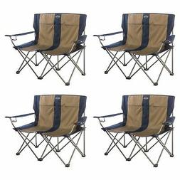 Kamp-Rite 2 Person Outdoor Tailgating Camping Double Folding