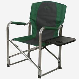 Kamp-Rite Director's Chair Outdoor Camping Folding Chair wit
