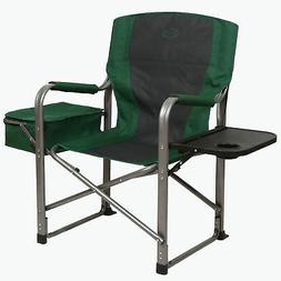 Kamp-Rite Director's Chair Outdoor Camping Folding Chair w/