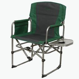 Kamp-Rite Outdoor Camping Folding Compact Director's Chair w
