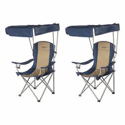 Kamp-Rite Outdoor Tailgating Camping Shade Canopy Folding La