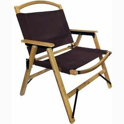 kanpai bamboo camp chair