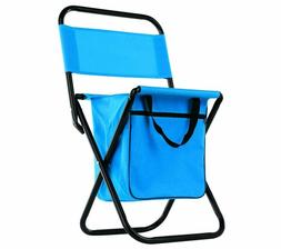 Kid Compact Foldable Camping Stool Chair
