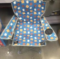 Ozark Trail Kids Chair Smores Camping Outdoors