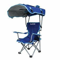Kids Outdoor Canopy Chair Foldable Children's Chair for Camp