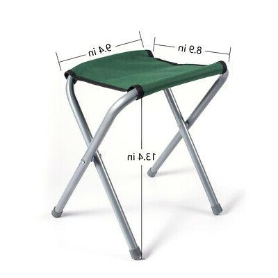 Folding Camping Stool Stool Fishing BBQ Beach Seat
