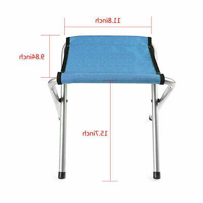 2 Folding Stool Outdoor Stool Fishing Seat