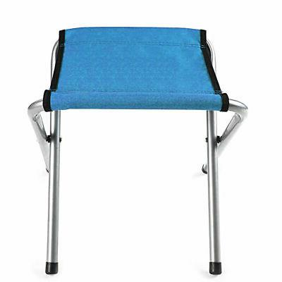 2 Folding Camping Stool Fishing BBQ Seat