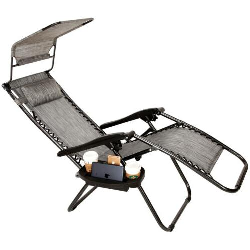 2 Gravity Reclining Chairs