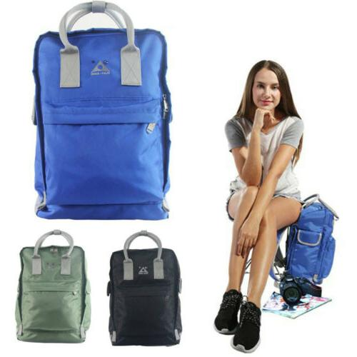 2in1 portable fishing tackle backpack bag camping