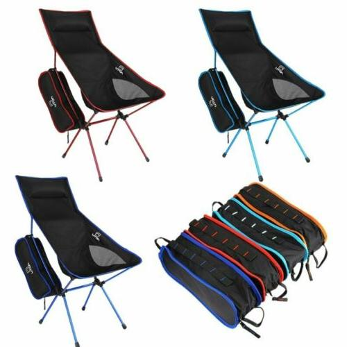 660LBS Camping Chair Seat With Bag