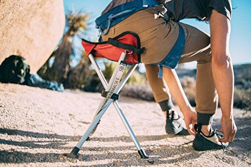 TravelChair Compact, Tripod Camping Stool,