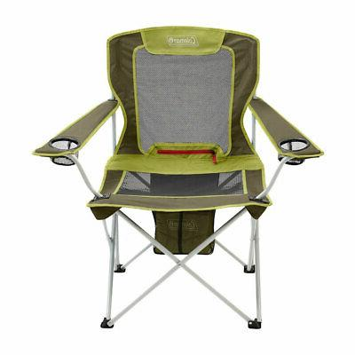 all season folding camp chair with removable