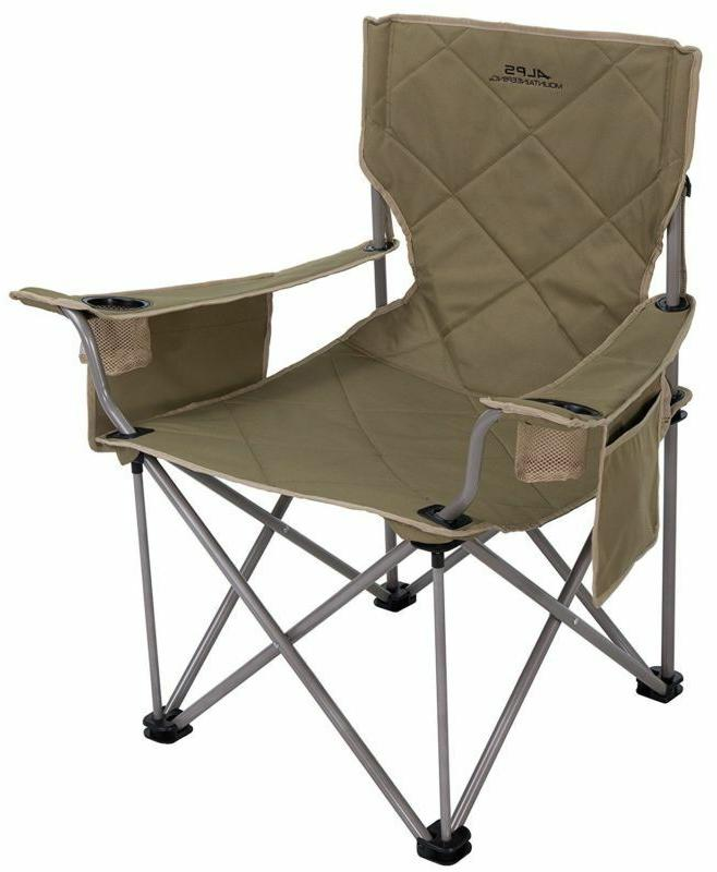 alps king kong chair mountaineering camp folding