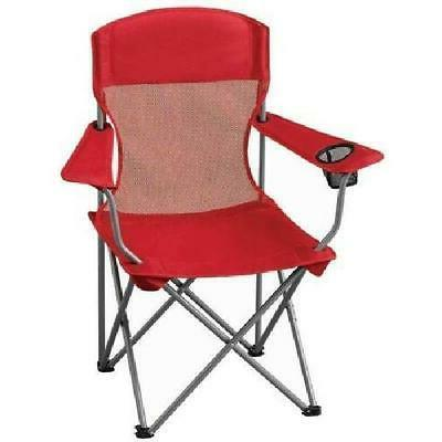 Outdoor Camping Chair Ozark Trail Basic Mesh Lightweight Fol