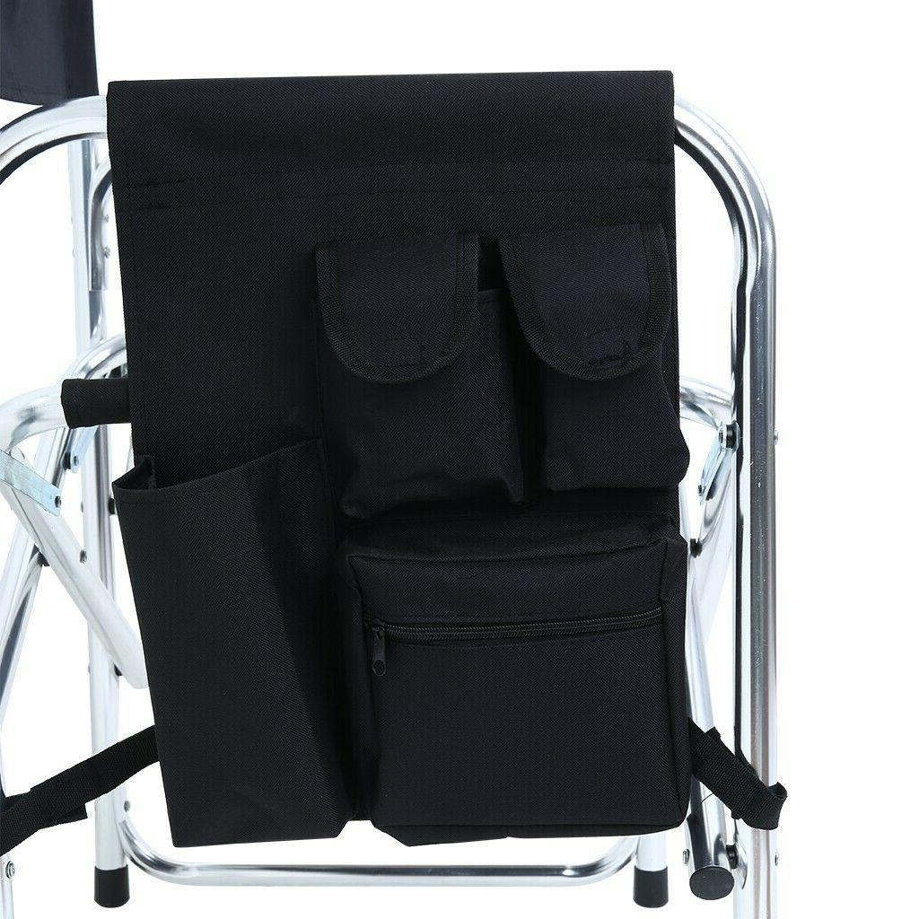 Big Camping Heavy Duty Collapsible Recliner With